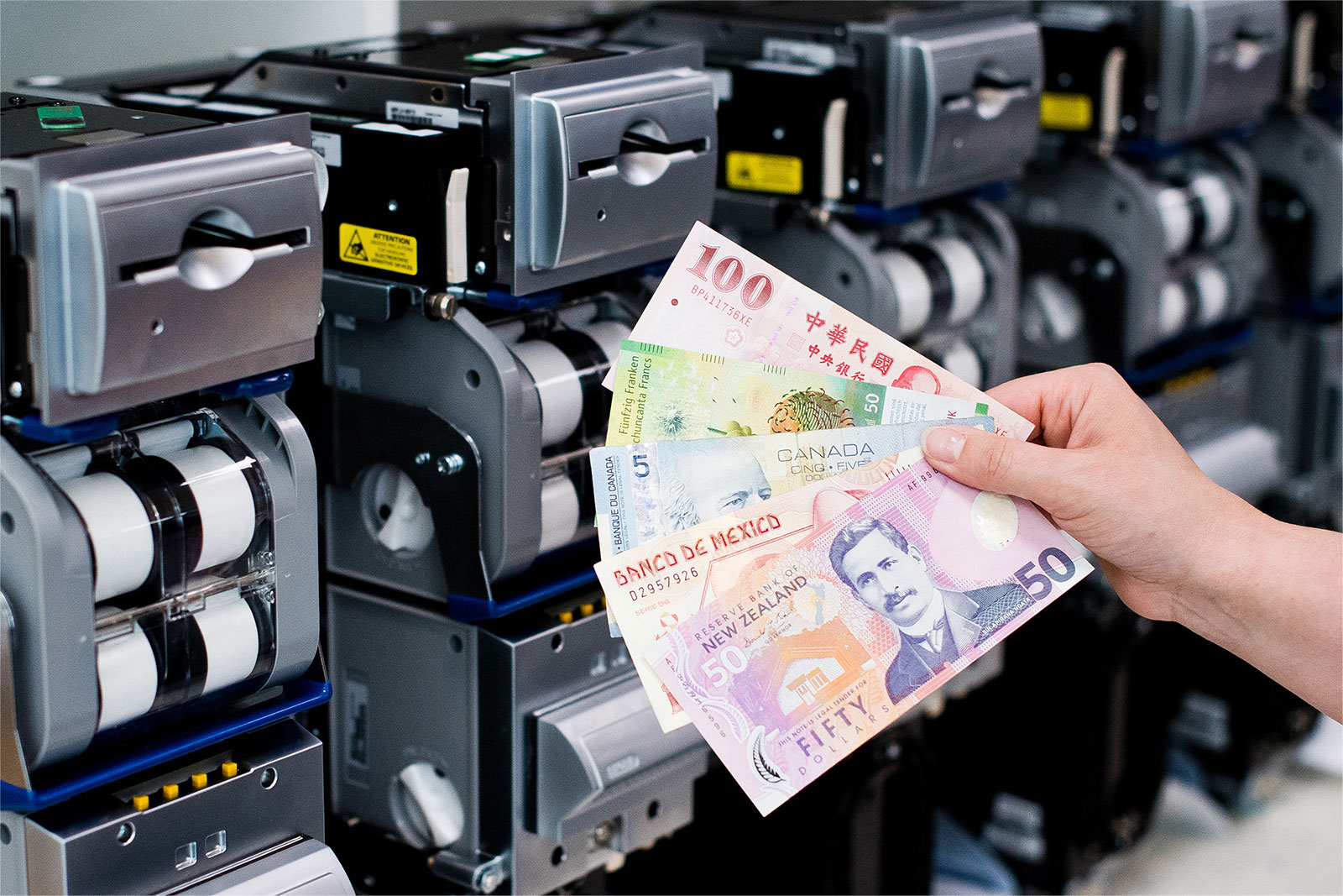 S+M GmbH BANKNOTE PAYMENT SYSTEMS